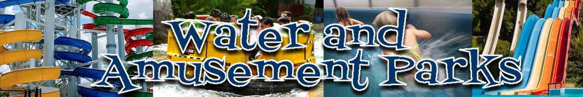 this image is the header graphic for the section of tabletop exercises designed for Water & Amusement Parks